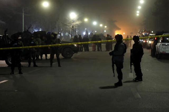 Αφγανιστάν Επίθεση
