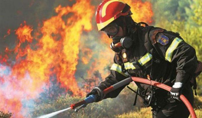Πυροσβεστική Πυρκαγιά Φωτιά