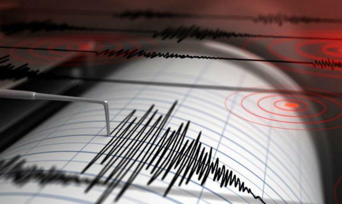 Σεισμός Σεισμογράφος