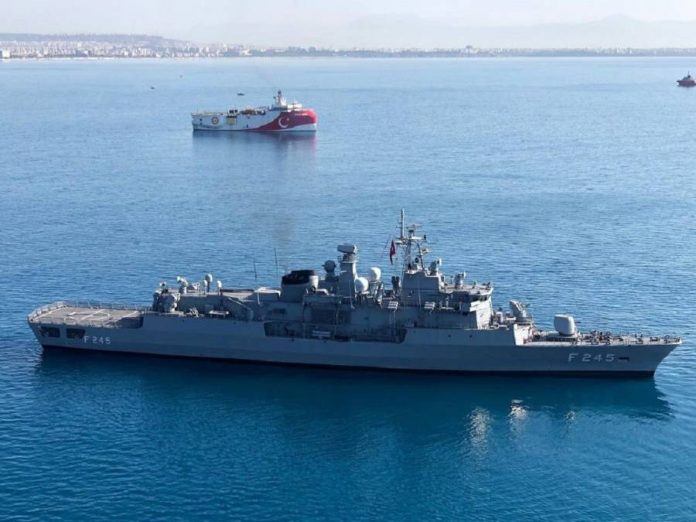 Τούρκικος Στόλος Έβρος Κόλπος του Ξηρού