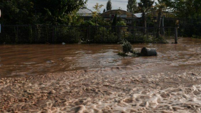 Ιανός Πλημμύρες