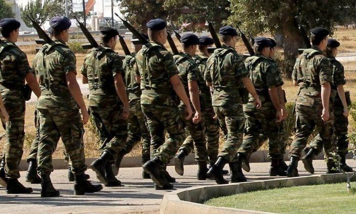 Στρατός Ελληνικός Στρατός Στρατεύσιμοι Φαντάροι