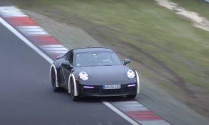 Porsche 911 Safari Front