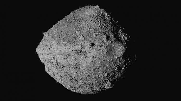Αστεροειδής Μπενού NASA