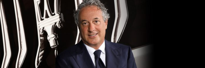 Davide Grasso Maserati
