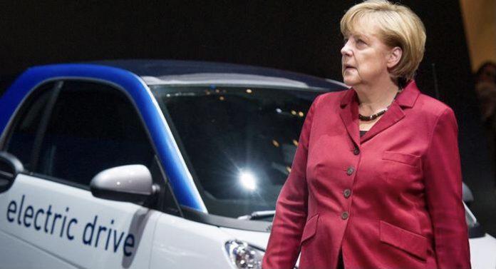 Merkel Electric Drive