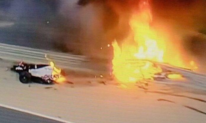 Formula 1 Ατύχημα
